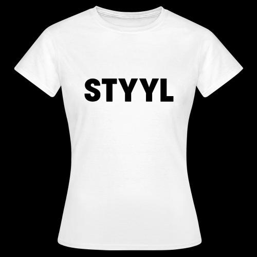 STYYL Women's Tee - Women's T-Shirt