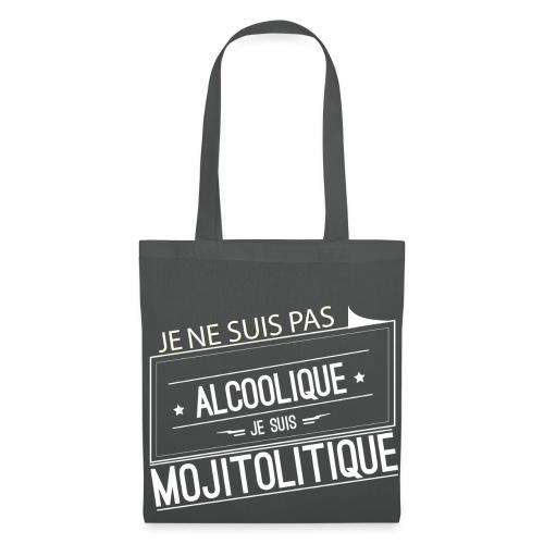 Totebag - je ne suis pas alcoolique - Tote Bag