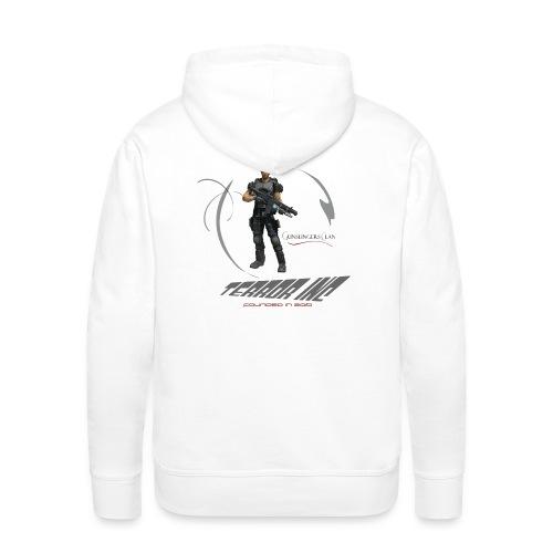 Terror Inc Sweet Alternate - Sweat-shirt à capuche Premium pour hommes
