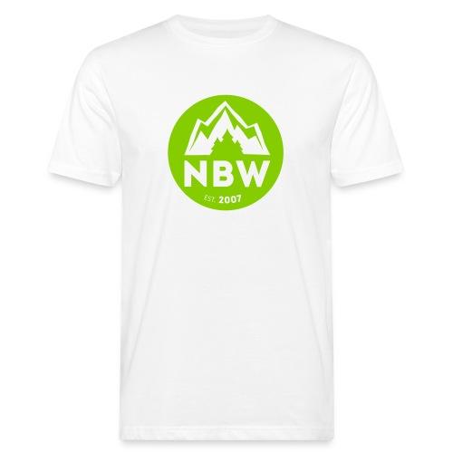 Wäller Höhenrücken - Bio Edition - Männer Bio-T-Shirt