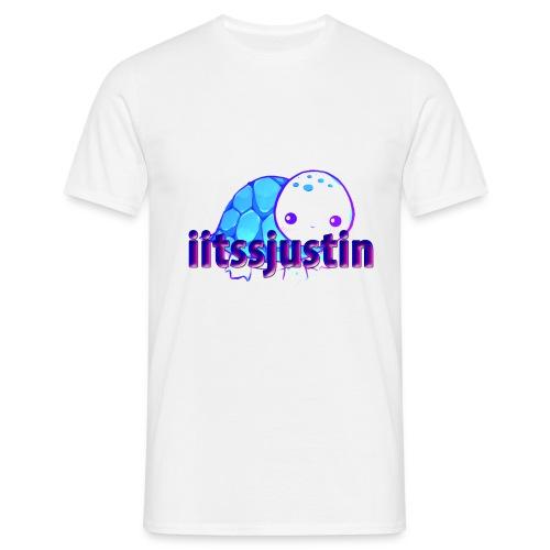 iitssjustin shirst! - Men's T-Shirt
