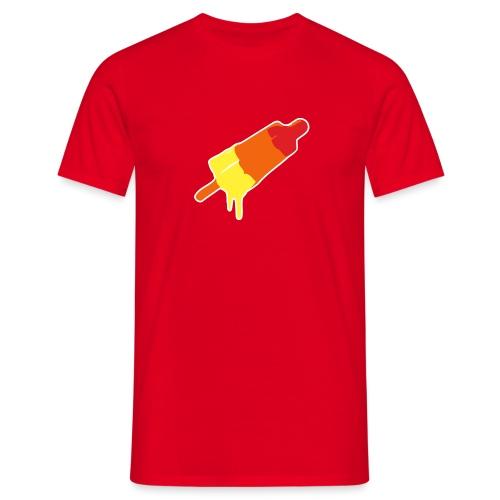 Raket mannen t-shirt - Mannen T-shirt