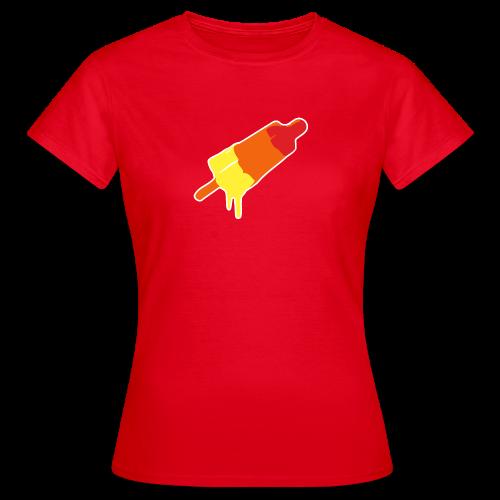 Raket vrouwen t-shirt - Vrouwen T-shirt
