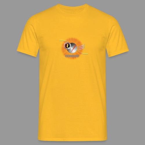 Blizzard Technology Yellow - Männer T-Shirt