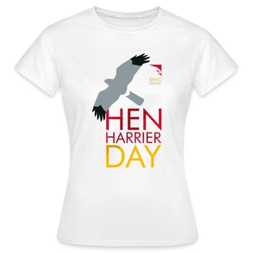 BAWC Hen Harrier Day Women's White T-Shirt - Women's T-Shirt