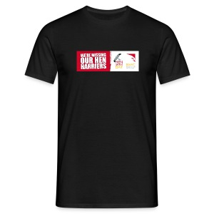 BAWC Hen Harrier Day Men's T-Shirt - Men's T-Shirt