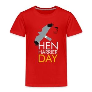 BAWC Hen Harrier Day Kid's T-Shirt - Kids' Premium T-Shirt