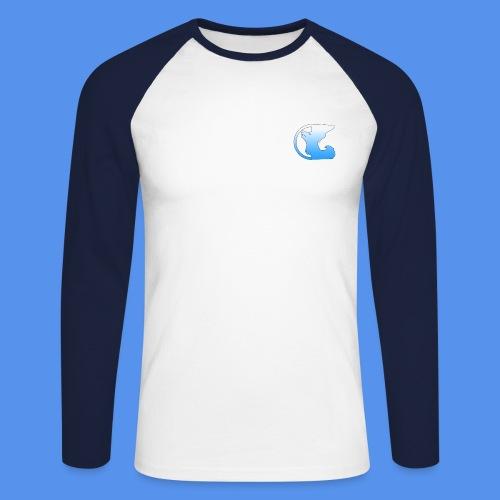 GetHyp3rr Long Sleeve - Men's Long Sleeve Baseball T-Shirt