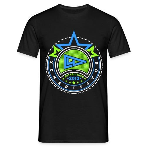 xMen Gruen Blau - Männer T-Shirt