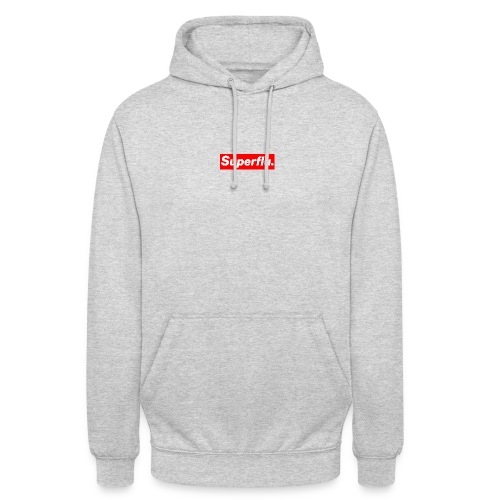 Superflu. - Sweat-shirt à capuche unisexe