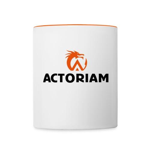 Actoriam Contrast Mug - Contrasting Mug