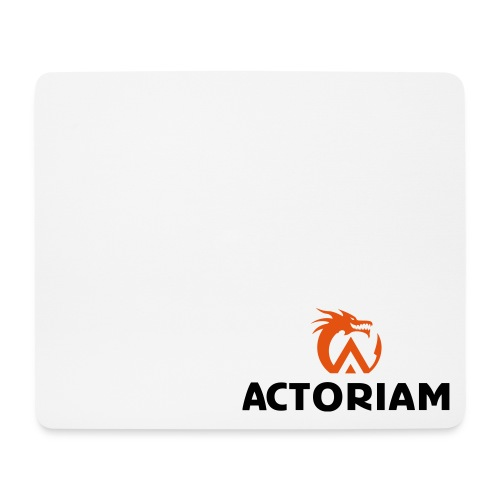 Actoriam Mouse Pad - Mouse Pad (horizontal)
