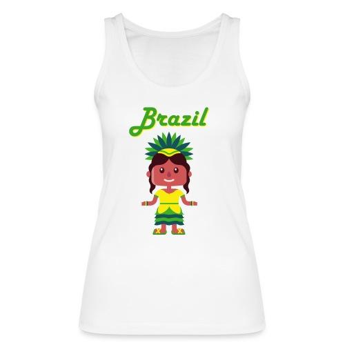 Camiseta de tirantes ecológica mujer de Stanley & Stella