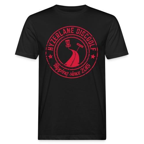 Basketville T-shirt - Men's Organic T-Shirt