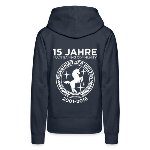 BdW-Jubiläums-Hoody Frauen - Frauen Premium Hoodie