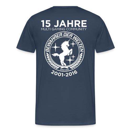 BdW-Jubiläums-T-Shirt Männer - Männer Premium T-Shirt
