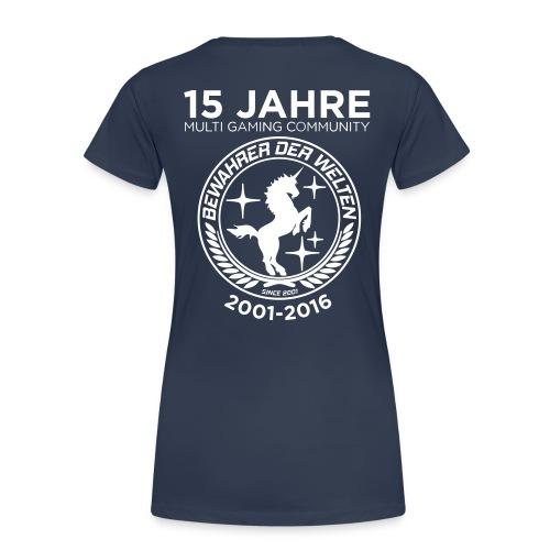 BdW-Jubiläums-T-Shirt Frauen - Frauen Premium T-Shirt