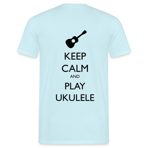 Keep Calm color dos  - T-shirt Homme