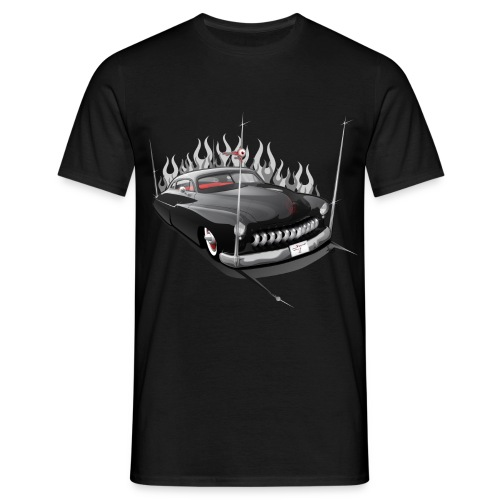 Eye Catcher - Männer T-Shirt