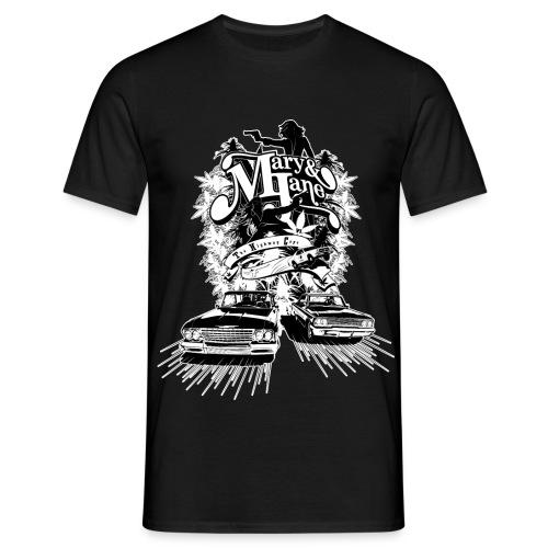 Mary & Jane - Männer T-Shirt