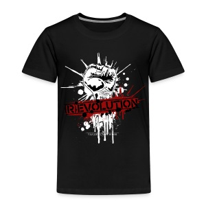 (R)EVOLUTION - Kinder Premium T-Shirt