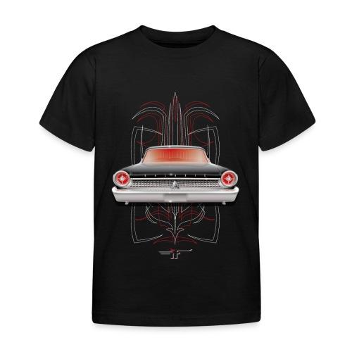 Galaxie 63 Back - Kinder T-Shirt