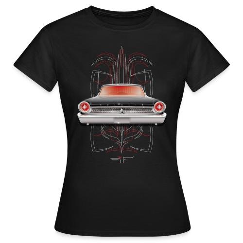 Galaxie 63 Back - Frauen T-Shirt
