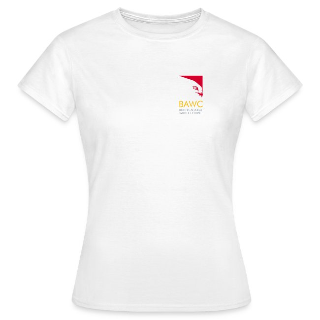 BAWC Disparate & Desperate Quote Women's White T-Shirt