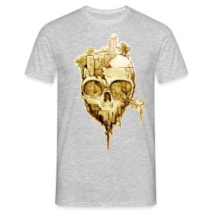 Toda La Vida Tattoo   - Männer T-Shirt