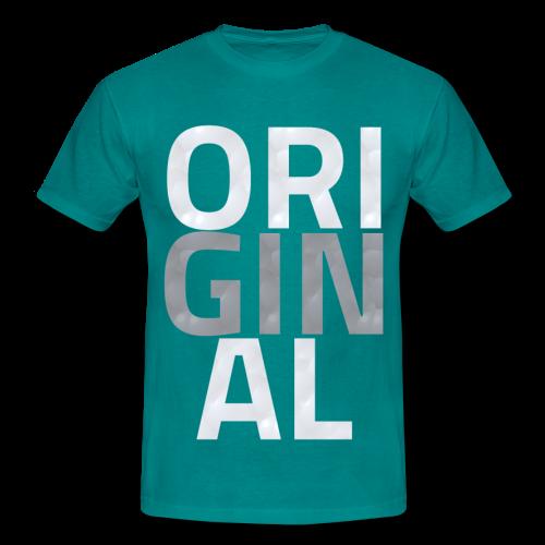T Shirt Original Classique (BLEU DIVA) - T-shirt Homme
