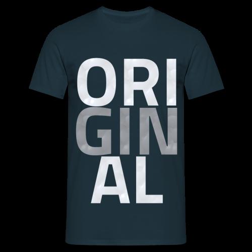 T Shirt Original Classique (MARINE) - T-shirt Homme