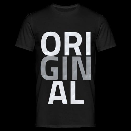 T Shirt Original Classique (NOIR) - T-shirt Homme