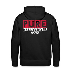 Sweat-shirt homme PURERX ADDICT - Sweat-shirt à capuche Premium pour hommes