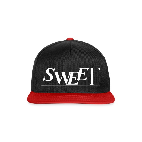 Sweet white - Snapback Cap