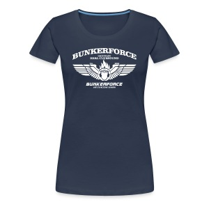 Bunkerforce#Korps - Frauen Premium T-Shirt