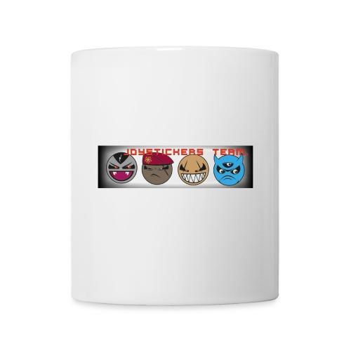Joysticker Team - Mug blanc