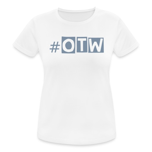 Ladies technical OTW T-shirt  - Women's Breathable T-Shirt