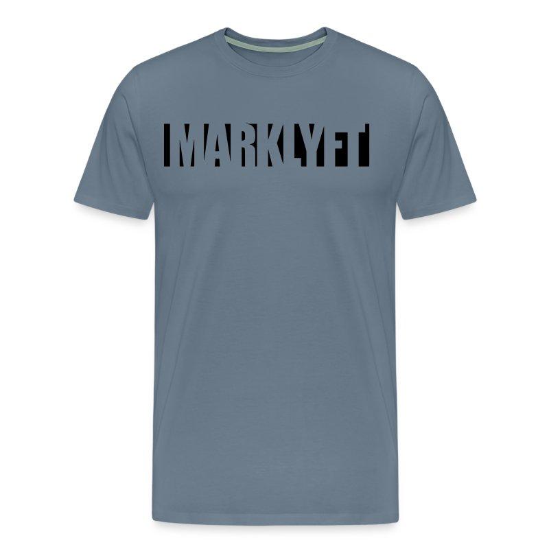 Marklyft Premium T-shirt Herr - Premium-T-shirt herr