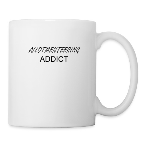 Allotmenteering Addict - Mug