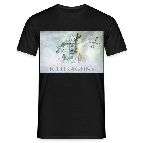 Icedragons - Männer T-Shirt