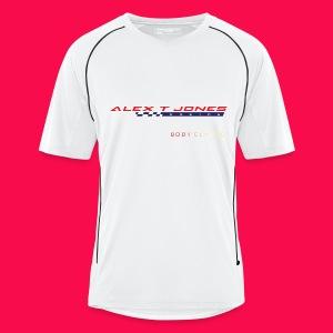 Alex T Jones Racing training top - Men's Football Jersey