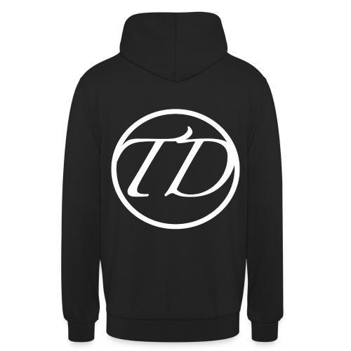 TD Sweatshirt - Hættetrøje unisex