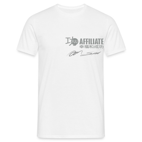 Fuu Affiliate Signature Limited-Edition - Männer T-Shirt