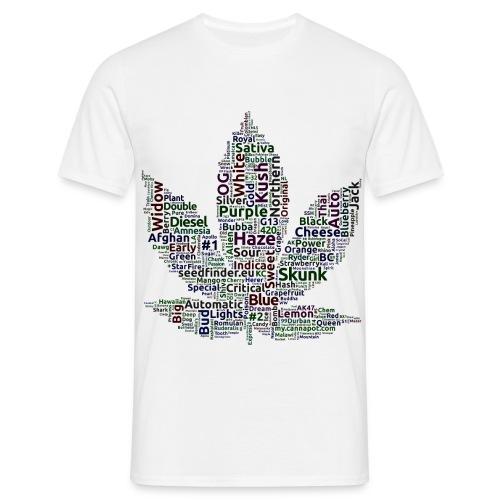 T-shirt Variétés - T-shirt Homme