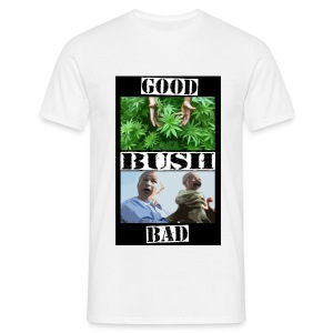 GOOD / BAD - Männer T-Shirt