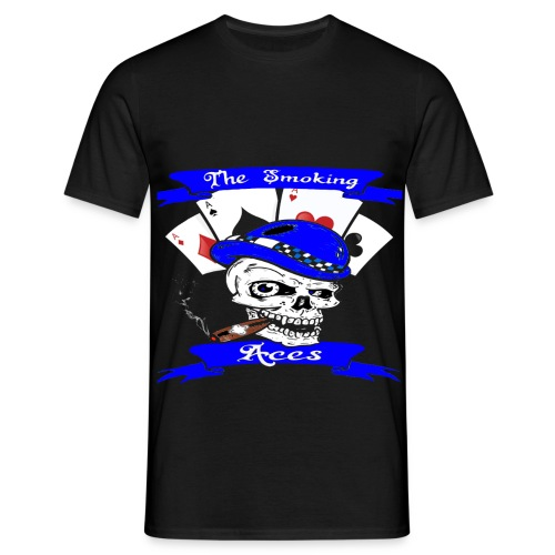 THE SMOKING ACES MENS - Men's T-Shirt