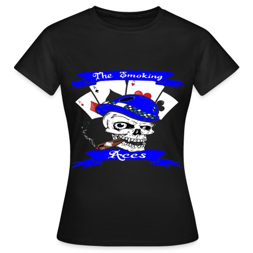 THE SMOKING ACES WOMENS - Women's T-Shirt