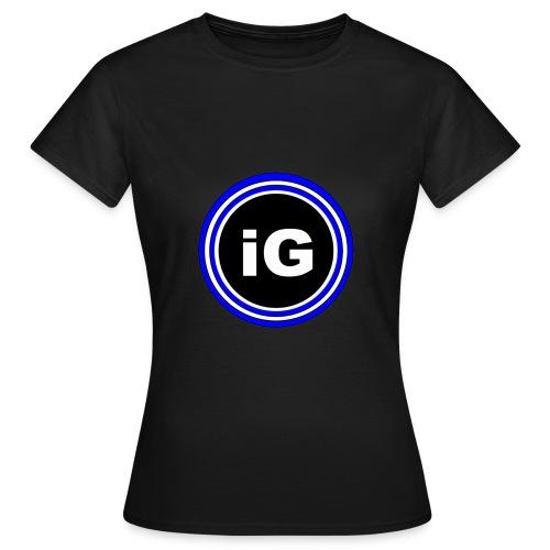 INDIVIDUALGAMER WOMENS T-SHIRT - Women's T-Shirt