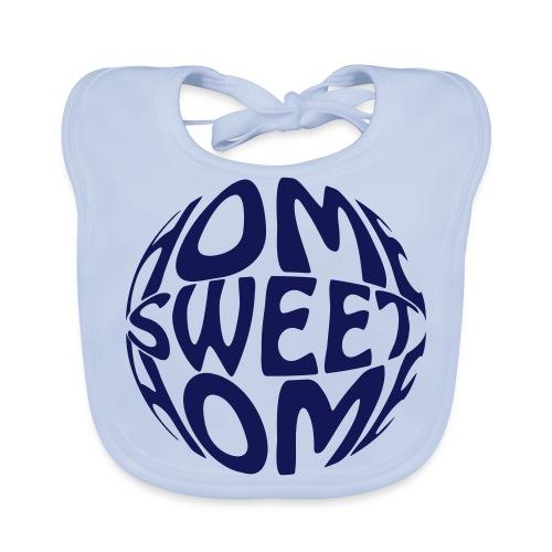 Home Sweet Home - Bib - Baby Organic Bib