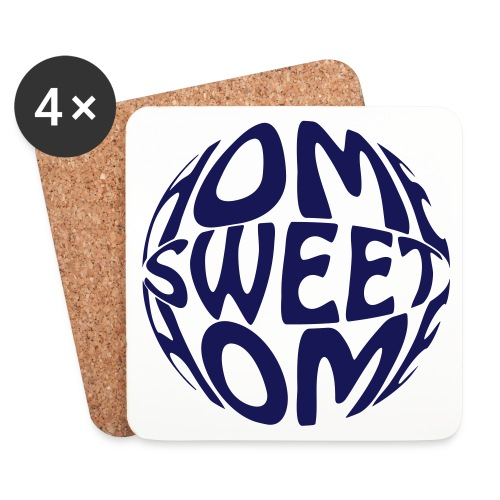 Home Sweet Home - Coasters - Coasters (set of 4)